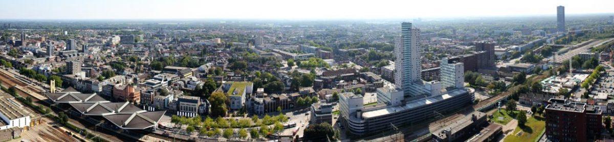 panorama foto Tilburg